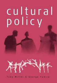 Cultural Policy by Toby Miller image