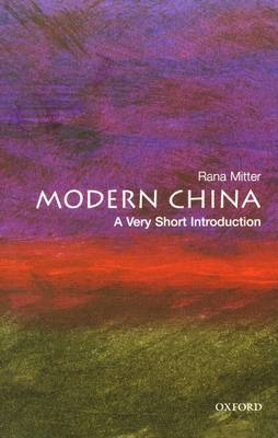 Modern China: A Very Short Introduction by Rana Mitter image
