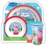 Peppa Pig - Once Upon A Time 3 Piece Table Set