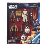 "Star Wars: The Force Awakens Takodana Encounter 3.75"" Figure Set"