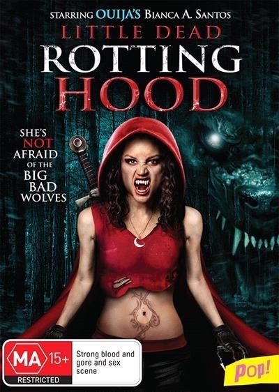Little Dead Rotting Hood on DVD
