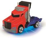 Transformers: Light Up Metal Mini Car - Optimus Prime