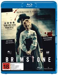 Brimstone on Blu-ray