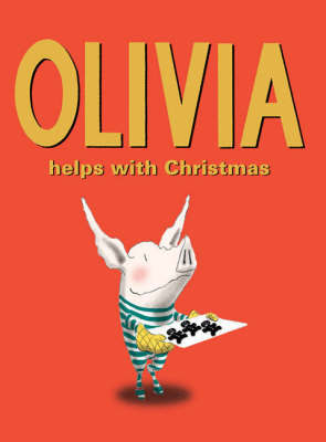 Olivia Helps With Christmas by Ian Falconer image
