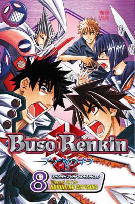 Buso Renkin, Vol. 8 by Nobuhiro Watsuki image