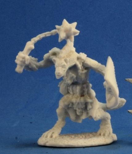 Dark Heaven Bones - Boneflail Gnoll Chieftain image