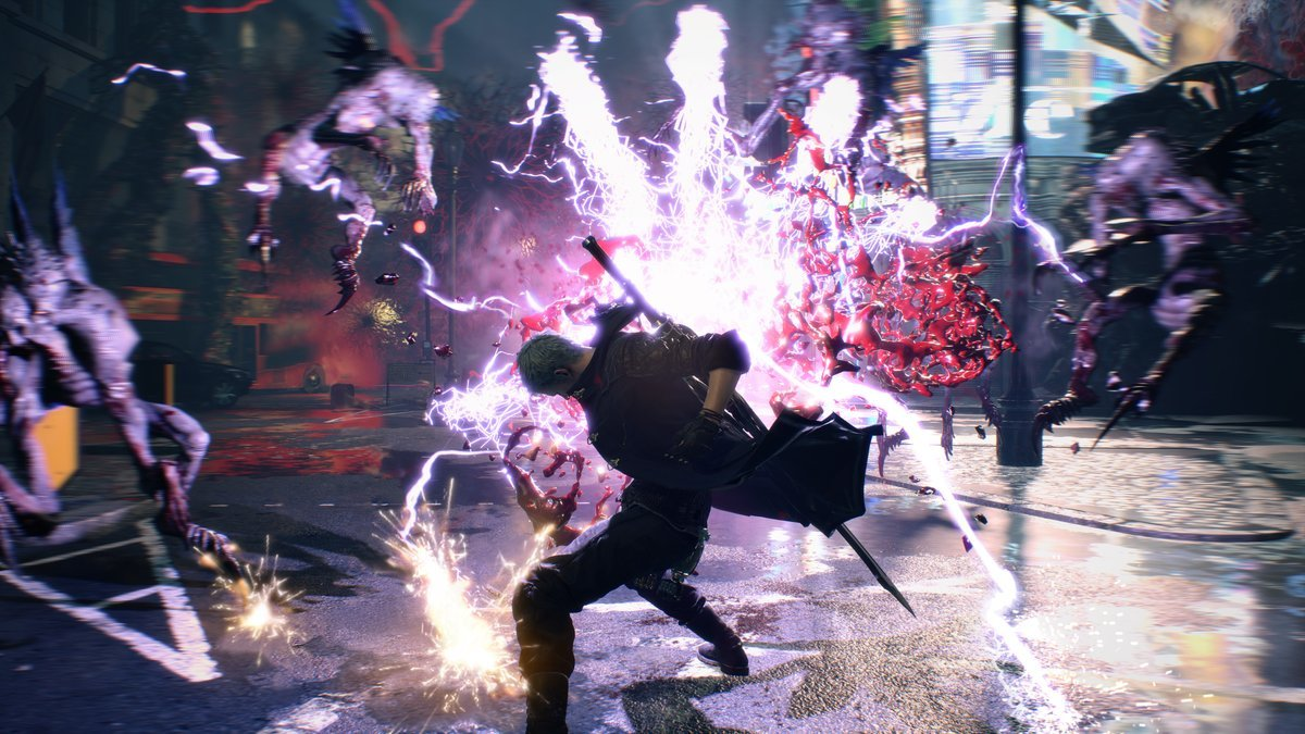 Devil May Cry 5 for PS4 image