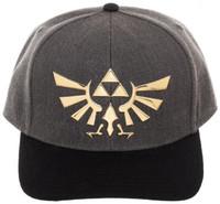 The Legend of Zelda Sublimated Bill Crome Snapback Cap