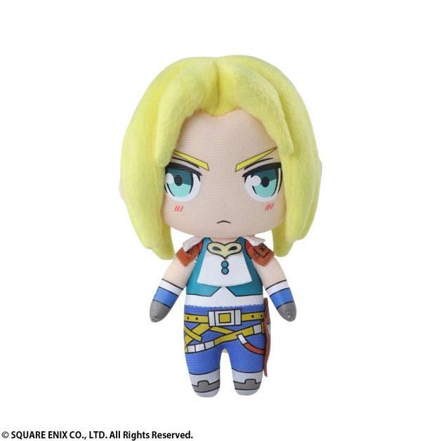 Final Fantasy IX: Zidane - Plush