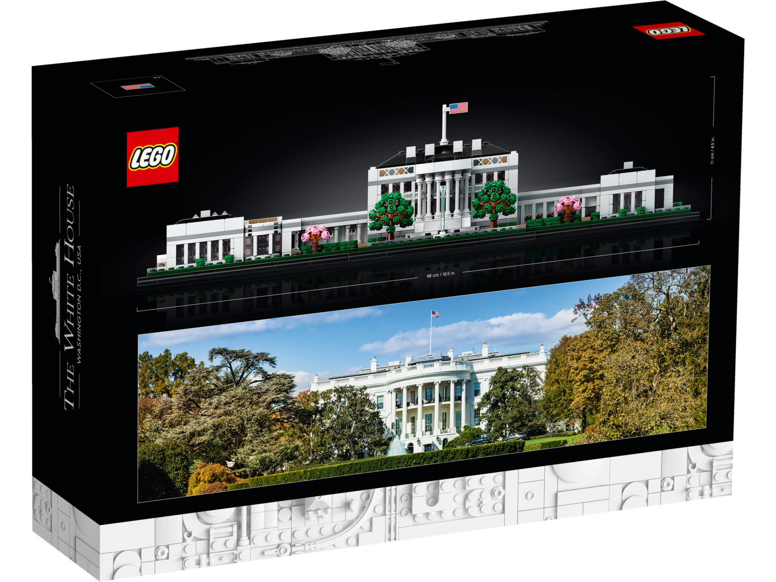 LEGO Architecture: The White House - (21054) image