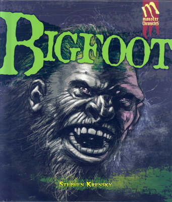 Big Foot by Stephen Krensky image