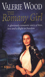 The Romany Girl by Val Wood image
