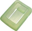 SanDisk Sansa E100 Green Silicone Case