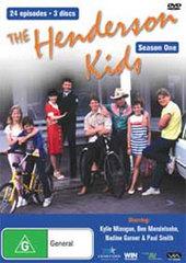 The Henderson Kids - Season 1 (3 Disc Set) on DVD