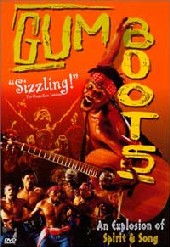 Gumboots on DVD