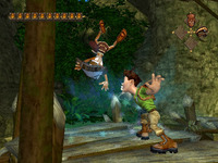 Pitfall: The Lost Expedition for Xbox
