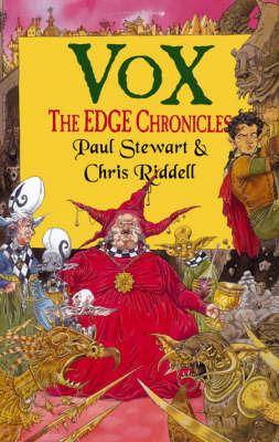 Vox (Edge Chronicles) by Paul Stewart