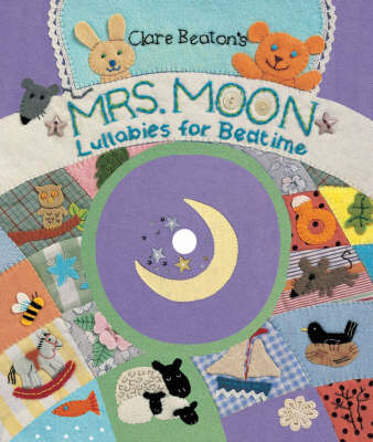 Mrs Moon: Lullabies for Bedtime by Dana Kletter