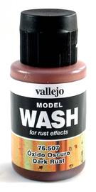 Vallejo 507 Dark Rust Wash 35ml