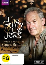 The Story of the Jews with Simon Schama on DVD