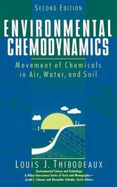 Environmental Chemodynamics by Louis J. Thibodeaux image