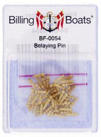Billing Boats Belaying Pin 8mm (50x)