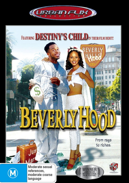 Urban Flix Collection - Beverly Hood on DVD image