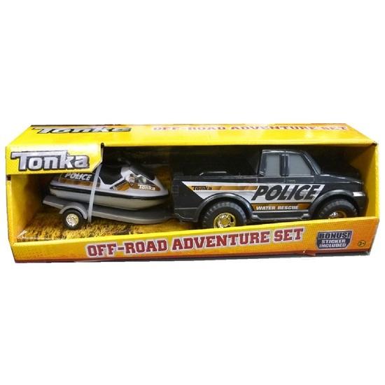 Tonka: Jetski Off-Road Adventure Set - Black