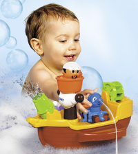 Tomy: Pirate Bath Ship - Bath Toy image