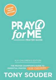 Pray for Me by Tony Souder