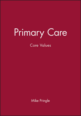 Core Values in Primary Care image