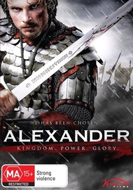 Alexander: The Warrior Saint on DVD