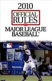 Official Rules of Major League Baseball by Major League Baseball image