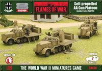 Flames of War - Self-propelled AA Gun Platoon