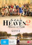 As It Is In Heaven 2: Heaven On Earth on DVD