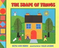 The Shape of Things by Dayle Ann Dodds image