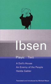 Ibsen Plays: v.2 by Henrik Ibsen