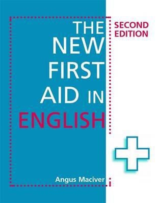 New First Aid in English by Angus Maciver