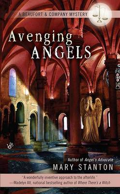 Avenging Angels by Mary Stanton image