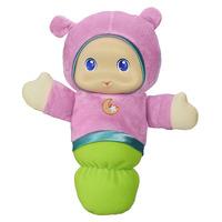 Playskool: Lullaby Gloworm Plush - Pink