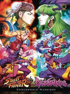 Street Fighter VS Darkstalkers: Underworld Warriors by Ken Siu-Chong