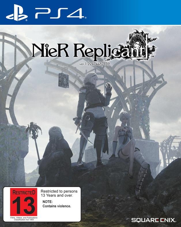 NieR Replicant ver.1.22474487139 for PS4