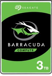 "3TB Seagate BarraCuda 2.5"" 5400RPM SATA HDD"