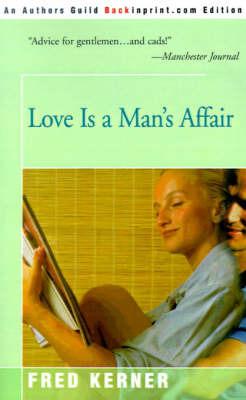 Love is a Man's Affair image