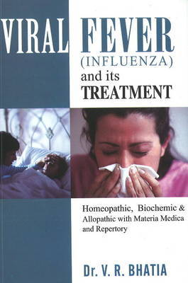 Viral Fever (Influenza) and Its Treatment by V. R. Bhatia image