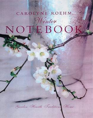 Winter Notebook by Carolyne Roehm image