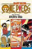 One Piece Omnibus 1: East Blue 1-2-3 (3 Books in 1) by Eiichiro Oda