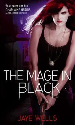 The Mage In Black by Jaye Wells image