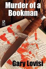 Murder of a Bookman by Gary Lovisi