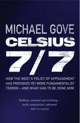 Celsius 7/7 by Michael Gove image